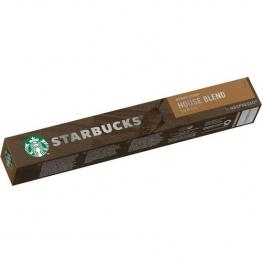 Starbucks House Blend Lungo 10 Cápsulas Nespresso