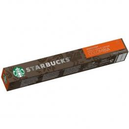 Starbucks Single Origin Coffee Colombia 10 Cápsulas Nespresso