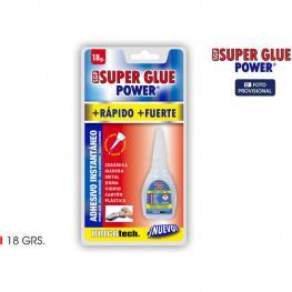 Super Glue Power 18Grs