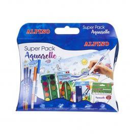 Super Pack Aquarelle Alpino