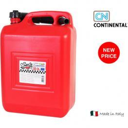 Tanque Gasolina Con Embudo 10L Self