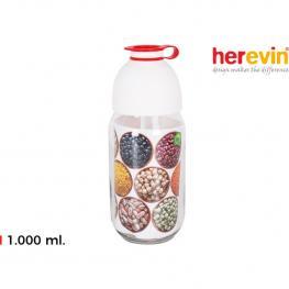 Tarro Vidrio F.Secos/legumb. 1000Cc