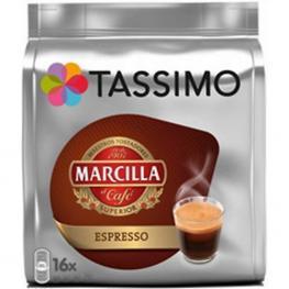 Tassimo Espresso Marcilla, 16 Cápsulas