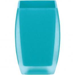 Spirella Freddo Portacepillos de Dientes 7 X 7 10,5  Poliestirol Azul