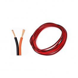 Cable Para Audio 10M 2X0.5Mm Bicolor Rojo-Negro 7Hsevenon Elec