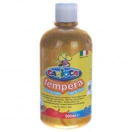 Tempera - Botella 500 Ml - Oro