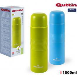 Termo Inox 1000Ml Easy Grip Quttin