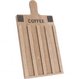 Tabla Para Cápsulas de Café Nespresso