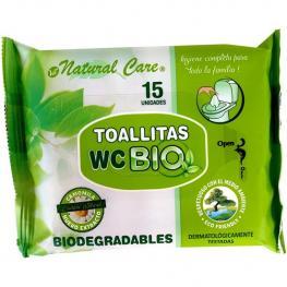 Toallita Wc Bio 15 Uds Natural Care