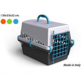 Transportín Mascotas 50X33X32Cm - Colores Surtidos