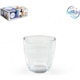 Vaso Transparente 90Cc Gigogne