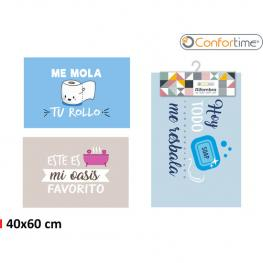 Alfombra 40X60Cm Baсo 3S Printed Confortime