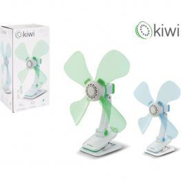 Ventilador 32Cm C/clip 9W