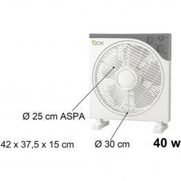 Ventilador Box Fan 40W