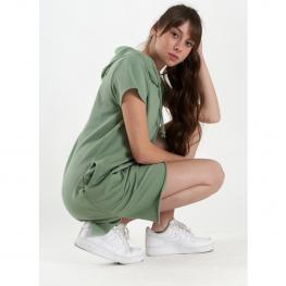 Vestido Mia - Verde Claro