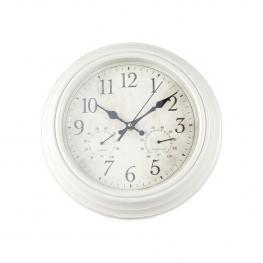 Reloj Blanco Classic