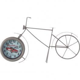 Reloj Bicicleta Metal 44X31Cm
