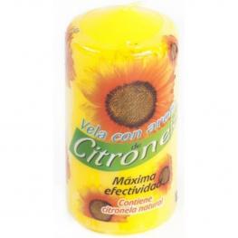 Vela Perfumada Citronela 90X47 Cm