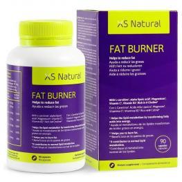 Xs Natural Fat Burner Pills - Cápsulas Quemagrasas