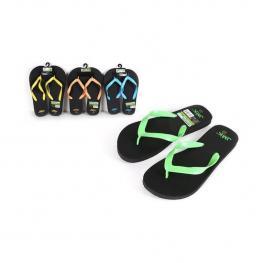 Zapatillas Playa Azul Neon