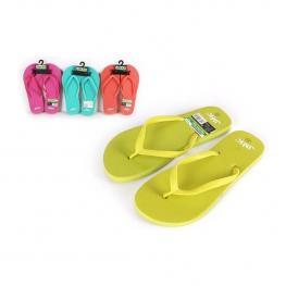 Zapatillas Playa Basic Fucsia