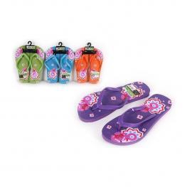 Zapatillas Playa Hippie Verde