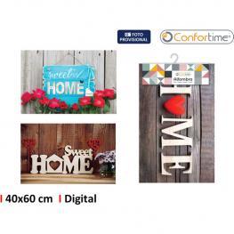 Alfombra 40X60Cm Home2 3S Digital Confortime
