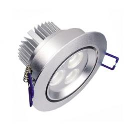 Downlight Led 9W, Blanco Frío
