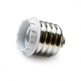 Adaptador / Conversor Para Bombillas E27 A E40
