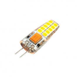 Bombilla Led G4-Ac/dc10-20V, 20Xsmd2835, 3W, 360º, Blanco Frío