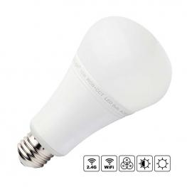 Bombilla Led Wifi E27 Bulb 12W Rgb+Cct, Rgb + Blanco Dual, Regulable