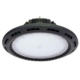 Campana Industrial Ufo 240W Cree Led + Meanwell Driver 1-10V Regulable, Blanco Frío, Regulable