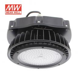 Campana Industrial Ufo Hb 150W, Chipled Samsung + Meanwell Driver Dali Regulable, Blanco Frío, Regulable