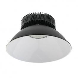 Campana Led Industrial 150W, Chipled Osram, Ic Driverless, Blanco Frío