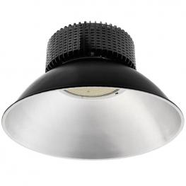 Campana Led Industrial 250W, Chipled Osram, Ic Driverless, Blanco Neutro