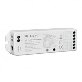 Controlador 5 En 1 (Mono, Cct, Rgb, Rgbw, Rgb+Cct)