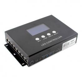 Controlador Dmx512 - 8Ch Seekway
