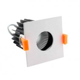 Downlight Led Hotel S Cree 12W, Regulable, Blanco Cálido 2700K, Regulable
