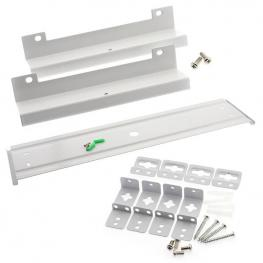 Kit de Montaje En Superficie Para Panel Led 3 En 1