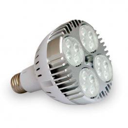 Lámpara Led Par30 E27, 35W, Blanco Cálido