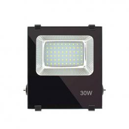 Proyector Led Chipled Osram Smd2835, 30W, Blanco Cálido