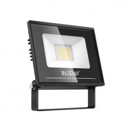 Proyector Led Cooler 30W, Ik08, Blanco Frío