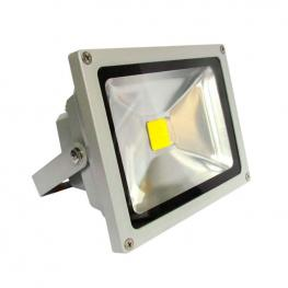 Proyector Led de Exterior Microled,  50W, Blanco Frío