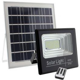Proyector Led Solar Digit 60W, Blanco Frío, Regulable