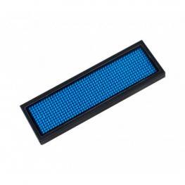 Rótulo Led Mini, Azul Dc 3.6V