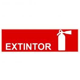 Señal de Extintor. Señalética Sl57 Para Biglux