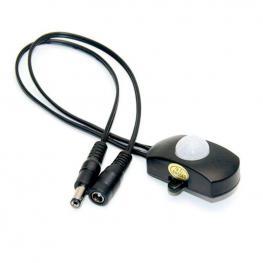 Sensor Pir de Movimiento Conectores Dc