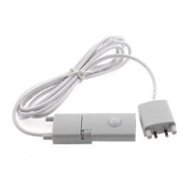 Sensor Pir de Movimiento Loop Con Adaptador y Cable 1,5M