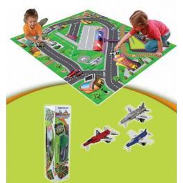 Alfombra Juegos Señales Tráfico Niños