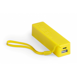 Cargador Usb Power Bank 2000 Mah